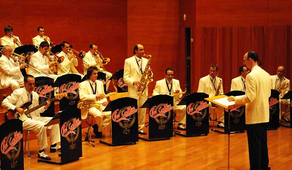 Concert Golden Big Band a l'Auditori Enric Granados de Lleida